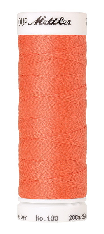 Amann Seralon machinegaren kleur Salmon 0135