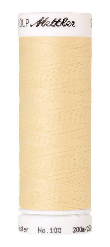 Amann Seralon machinegaren kleur Vanilla 0129