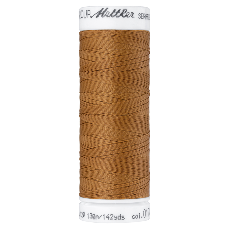 Amann Metzler SERAFLEX garen, kleur 0174 Ashley gold