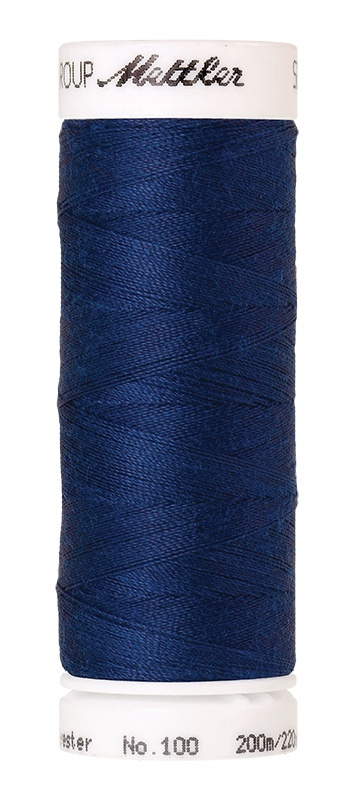 Amann Seralon machinegaren kleur Imperial Blue 1304