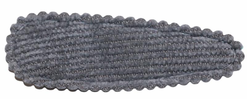 kniphoesje rib grijs 55 mm