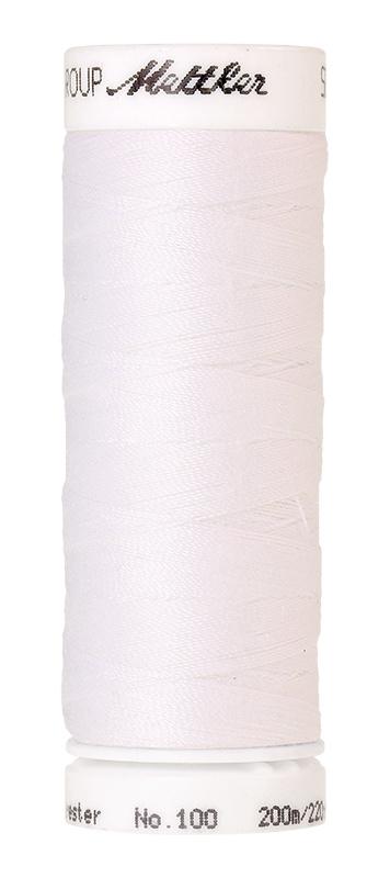 Amann Seralon machinegaren kleur White 2000