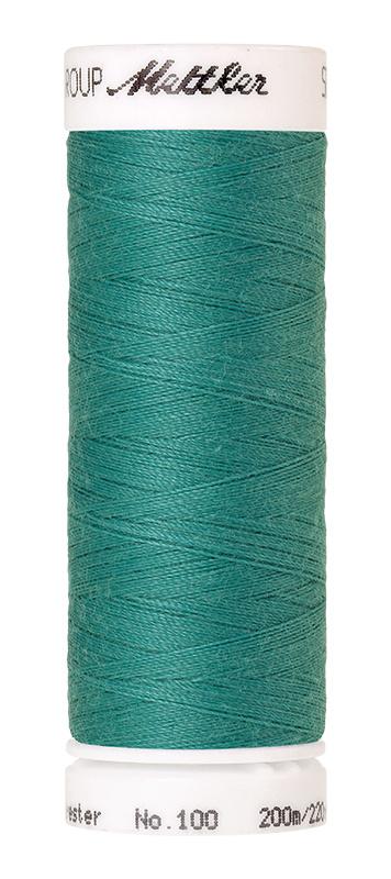 Amann Seralon machinegaren kleur Deep Aqua 1091