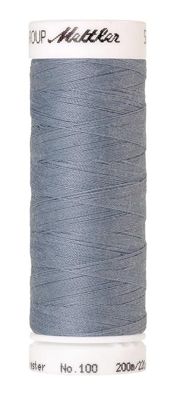 Amann Seralon machinegaren kleur Ash Blue 0042