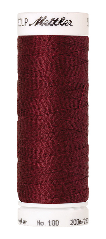 Amann Seralon machinegaren kleur Cranberry 0918