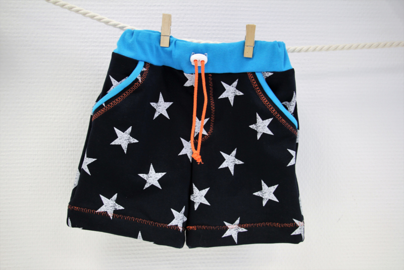 Short stars maat 92-128