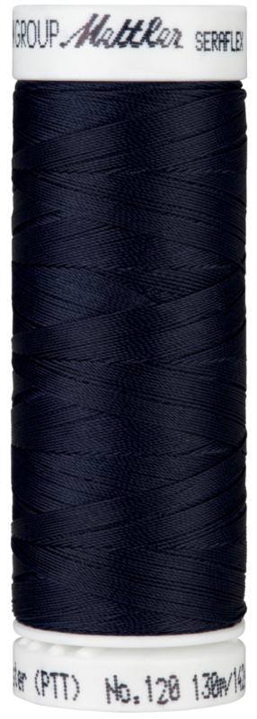 Amann Metzler SERAFLEX garen, kleur 0821 Darkest blue