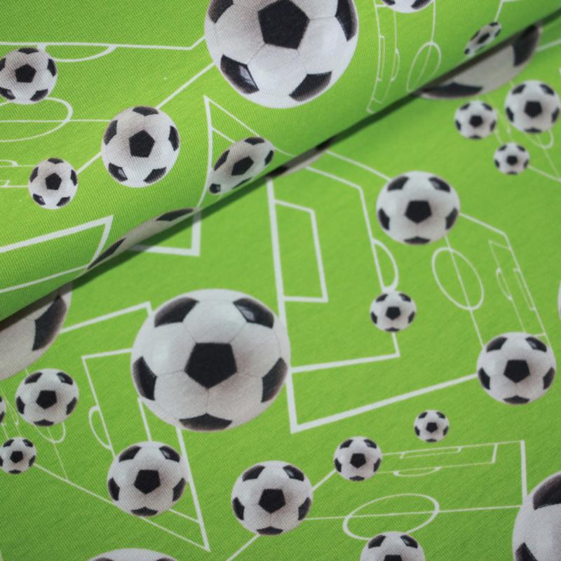 Digitale tricot: Football, per 25 cm