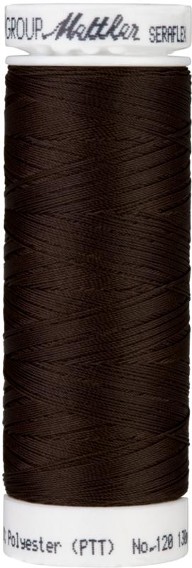 Amann Metzler SERAFLEX garen, kleur 0428 Chocolat