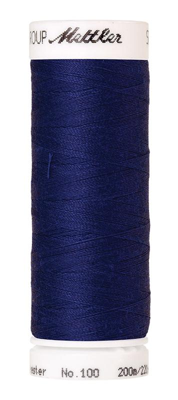 Amann Seralon machinegaren kleur Fire Blue 1078