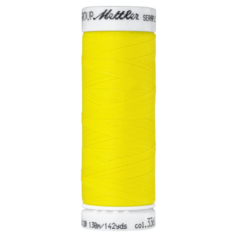 Amann Metzler SERAFLEX garen, kleur 3361 geel