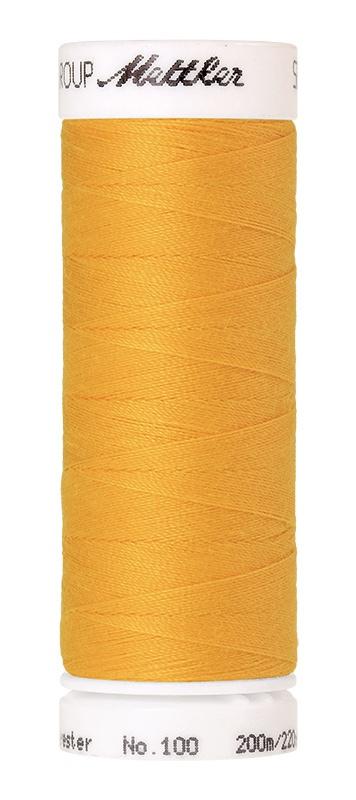 Amann Seralon machinegaren kleur donker geel 0607