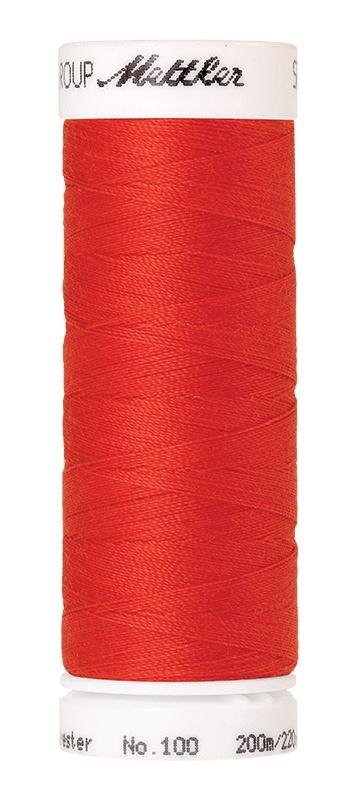Amann Seralon machinegaren kleur Poppy 1458