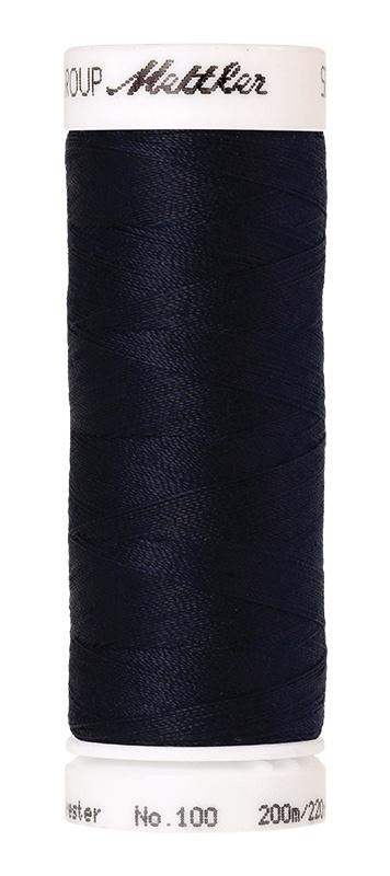 Amann Seralon machinegaren kleur Dark blue 0827