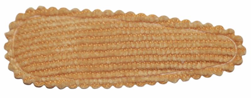 kniphoesje rib mosterdgeel 55 mm