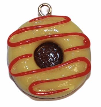 Donut hanger 24 mm advocaat