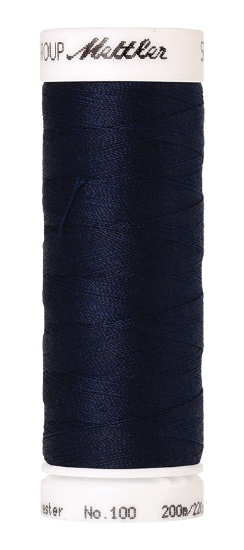 Amann Seralon machinegaren kleur Navy 0825