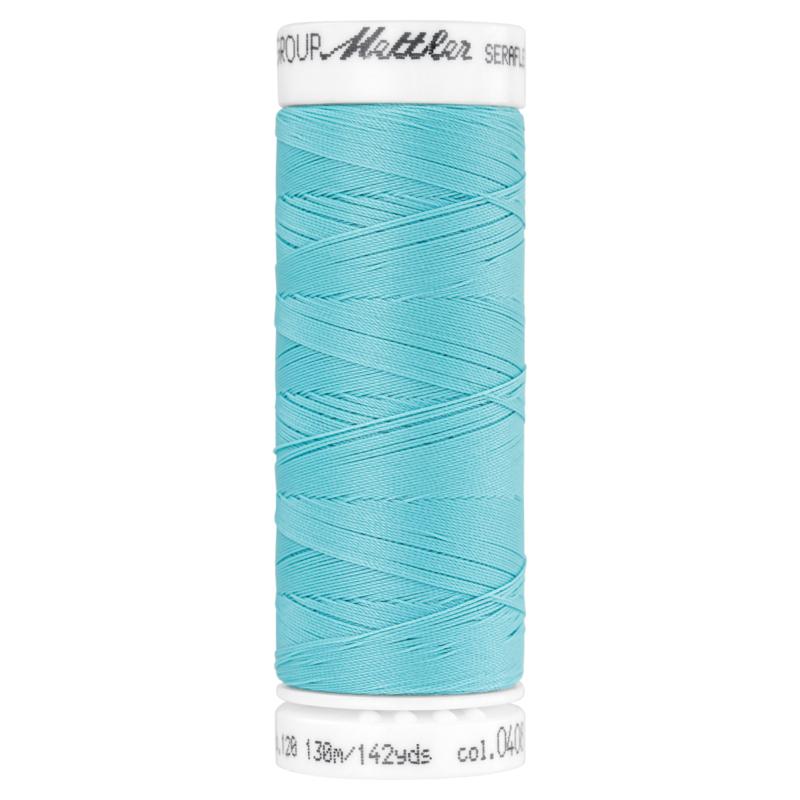 Amann Metzler SERAFLEX garen, kleur 0408 licht aquablauw