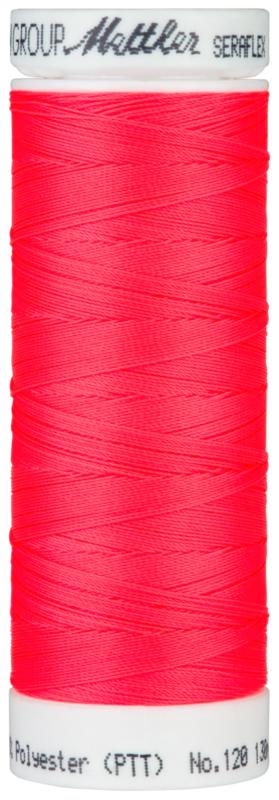 Amann Metzler SERAFLEX garen, kleur 8775 Vivid coral