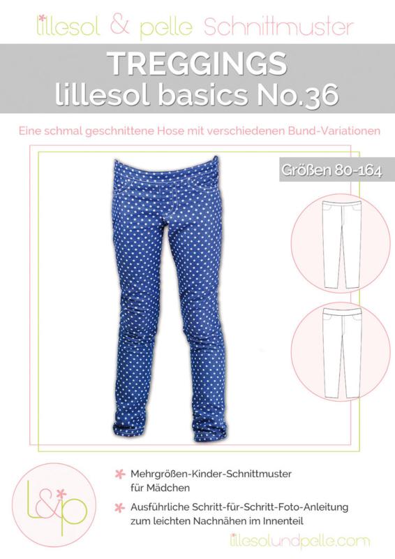 Lillesol & Pelle girls Tregging Maat 80-164