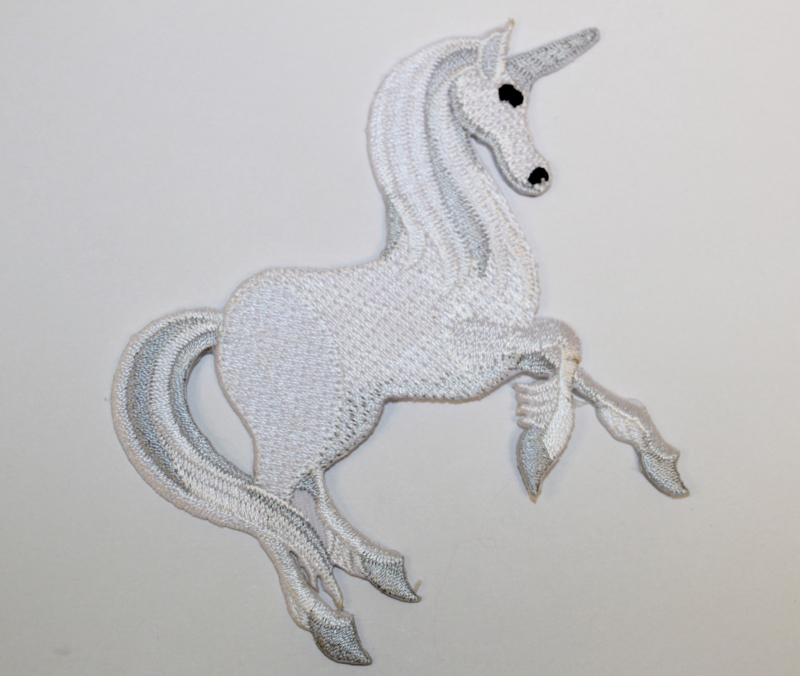 Unicorn applicatie 83 x 105 mm