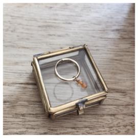 Oorbellen gold filled - Eva