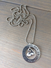 Ketting | All of me loves all of you