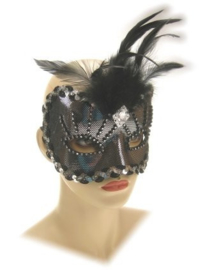 Oogmasker roma deluxe
