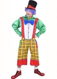 Clown Coco kostuum