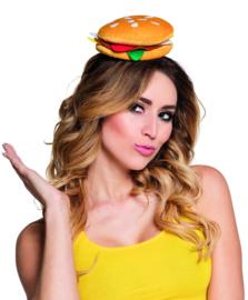Tiara hamburger