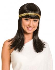 Cleopatra pruik dames