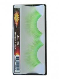 Wimpers groen