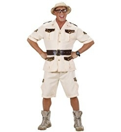 Safari outfit compleet