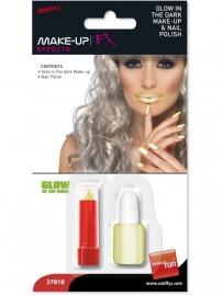Lippenstift en nagellak Glow