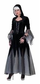 Heksen jurk Gothica