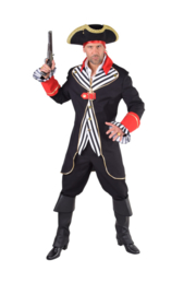Piratenmantel Captain