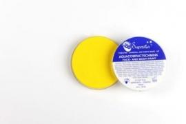 Superstar waterschmink geel 45gr