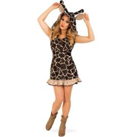 Giraffe jurkje sexy