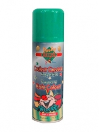 Hairspray groen 125 ml