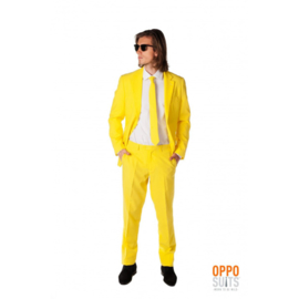 Yellow Fellow opposuits kostuum