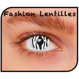Party lenzen zebra