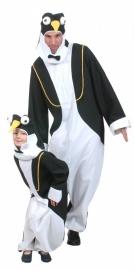 Pinguin kostuum