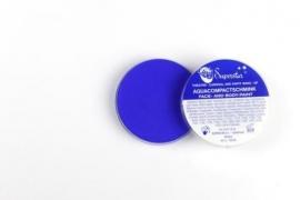Superstar waterschmink blauw 45gr