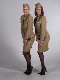 Officiers dame