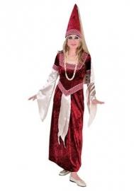Middeleeuwse lady