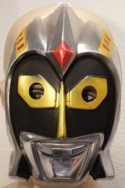 Masker zilver alien