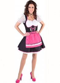 Tirools jurkje salzburg pink