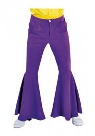 Paarse Hippie broek