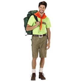Padvinder outfit man