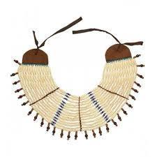 Indiaanse halsketting deluxe